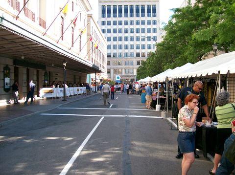 RIJF Street Scene 2007