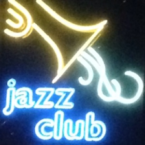 Andys Jazz Club Sign