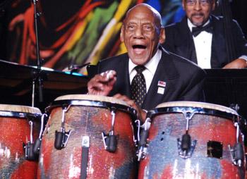 NEA Jazz Master Candido Camero image