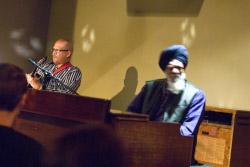 Dr. Lonnie Smith & Mel Henderson