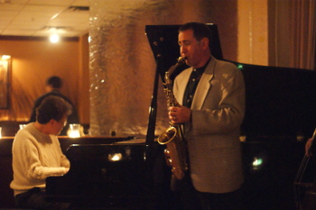 David Glasser @ Strathallan 2008 (John Herr Photo)