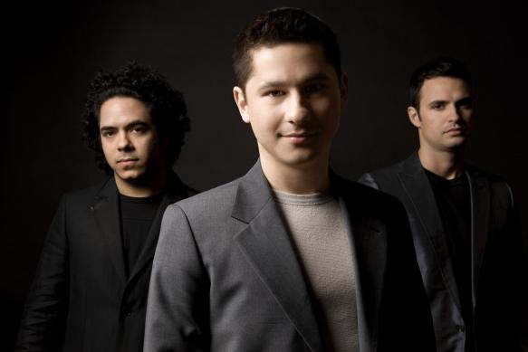 Eldar Djangirov Trio image