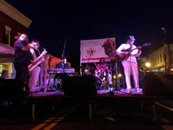 Paradigm Shift at the Webster Jazz Fest 2013