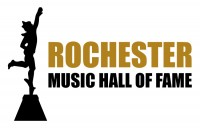Rochester Music Hall of Fame log