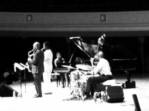 USO Quintet at ETJ