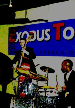 Ulysses S. Owens at Exodus to Jazz