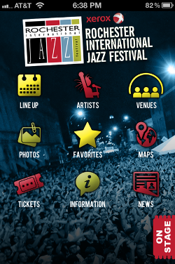 XRIJF App screenshot