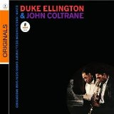 Ellington Coltrane album cover