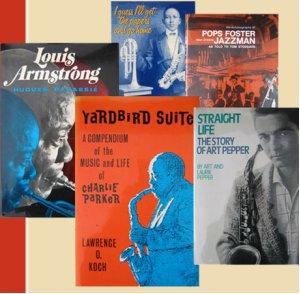 Jazz First Books image