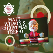 Matt Wilson's Christmas Tree-o cover
