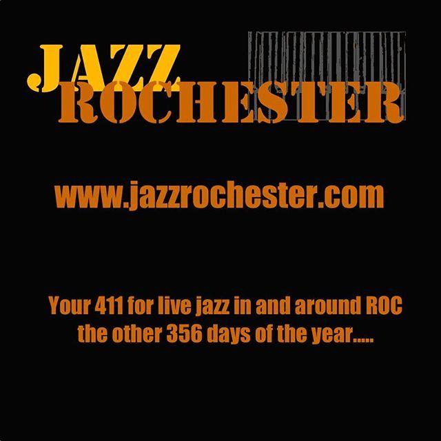 XRIJF Picks - JazzRochester